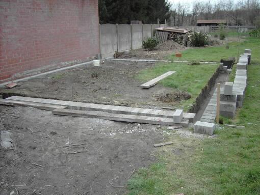 Tuinhuis u00bb Tuinhuis Fundering Maken - Inspirerende fotou0026#39;s en ideeu00ebn ...