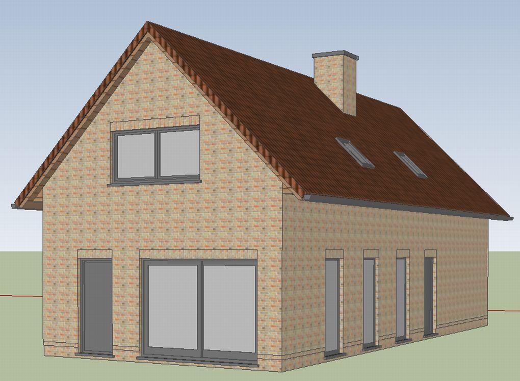 Huis bouwen doehetbeterzelf for Zelf huis tekenen