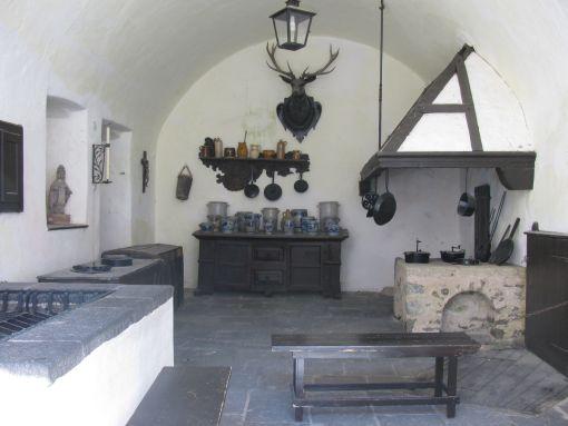 Mijn keuken is ook al geïnstalleerd.