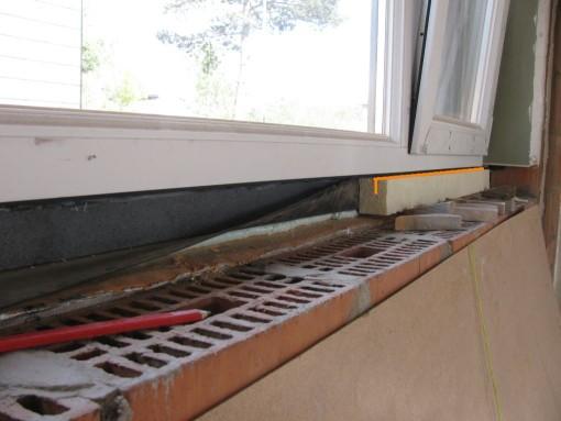 koudebrug vensterbank