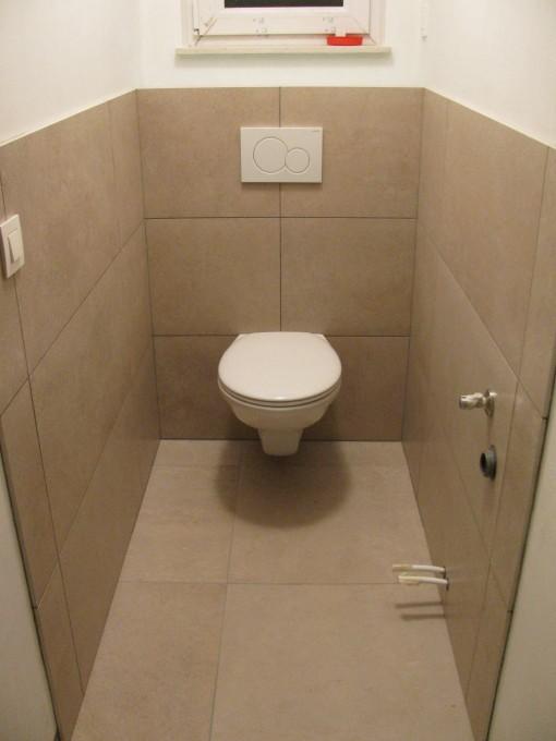 Huis bouwen doehetbeterzelf for Fotos wc hangen tegel