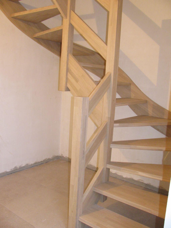 De trap doehetbeterzelf - Beneden trap ...